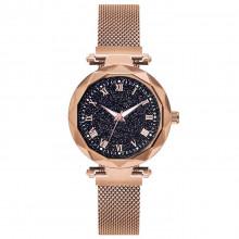 1H0004 Наручные часы, цвет золотой