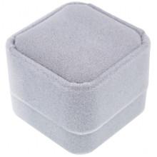 1K0001 Коробка для колец 4х4,5х5,5см