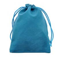 MS035-10x12 Бархатный мешочек 10х12см, цвет бирюзовый