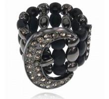 UC148 Безразмерное стрейч-кольцо Пряжка