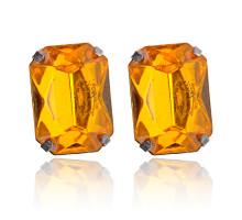 UD226 Скрьги-клипсы с кристаллами