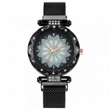 WA070-1 Часы наручные Мандала, цвет чёрный
